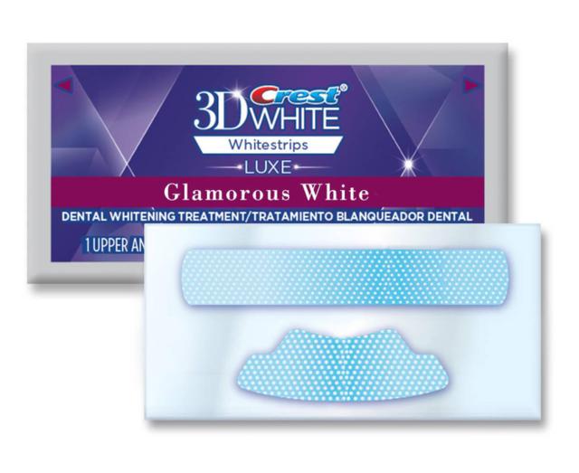 Crest 3D Glamorous White