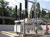 Монтаж и наладка трансформаторных подстанций