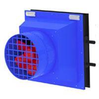 Отопление птичника: Тепловентилятор RMX 33 ACO (Solveno)
