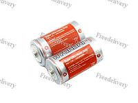 2x Батарейка R14 C HYUNDAI С, 1.5В батарея
