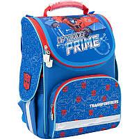 Рюкзак Kite TF17-501S-1 Transformers-1 школьный каркасный детский для мальчиков 34см х 26см х 13см