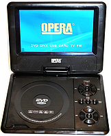 Портативный DVD плеер Opera TV FM 7.6