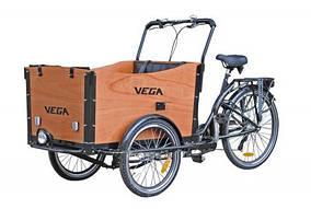Велорикша Riksha - 1 (Wood)