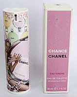 Парфюмерия в мини флаконе Chanel Chance Eau Tendre 50мл RHA /63
