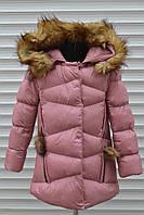 Зимняя куртка для девочек,Размер 8-16,Фирма GRACE ,Венгрия