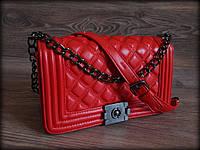 Сумка женская Chanel Le BOY Шанель шанель бой шанель большая