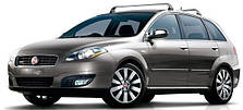 Защиты двигателя на Fiat Croma (2005-2011)