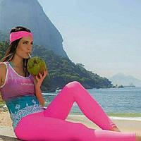 Лосины/леггинсы спортивные компрессионные женские для спорта, фитнесса, зала, йоги, бега, фото 1