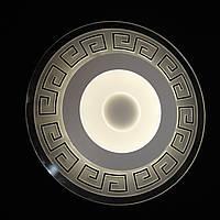 потолочні світильники. Припотолочая люстра AG 3854
