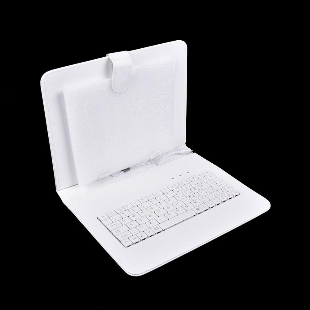 Чехол с клавиатурой для планшета 9 дюймов EN-RU