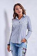 Оригинальная рубашка классического, делового стиля
