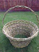 Корзина плетеная Садовая маленькая