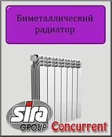 Радиатор биметаллический Sira Concurrent 350х85 Италия