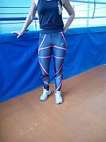 Стильные лосины Nike для спорта