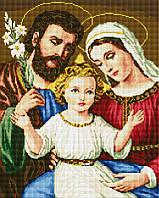 """Набір для алмазної мозаїки """"Святе сімейство"""" 40х50см GF1060"""