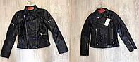 Женские куртки из кожзама Love KAN