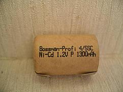 Bossman 4/5SC 1300mAh аккумулятор Ni-Cd, 1 штука