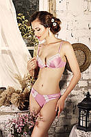 Комплект  от Анабель Арто розовый р. 80С, 80В