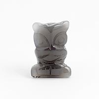Агат халцедон, статуэтка Сова, 242ФГА