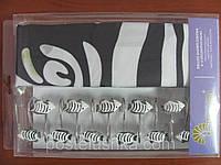 Шторы для ванны Arya 180x180 Paula, арт. 1353026
