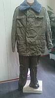 Костюм Афганка  зимняя СССР   91год  размер 48/4