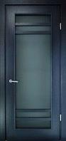 Двери межкомнатные серые