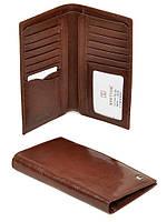 Кожаный мужской кошелек  Bretton. Натуральная кожа.