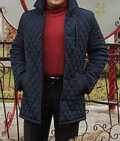 "Мужская куртка "" Лурдес синий класик """