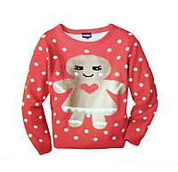 Пуловер для девочки, размер 86/92, Lupilu, арт. Л-549
