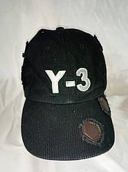 Бейсболка коттоновая Y-3