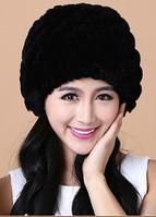 Женская меховая шапка. Модель 61518, фото 4