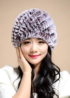 Женская меховая шапка. Модель 61518, фото 5