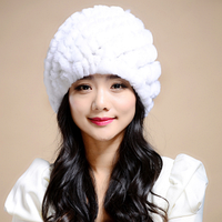 Женская меховая шапка. Модель 61518, фото 3