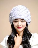 Женская меховая шапка. Модель 61518, фото 8
