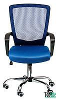Кресло офисное Special4You Marin blue E0918