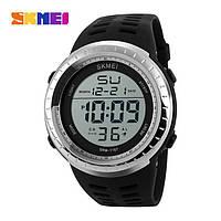 Спортивные часы Skmei 1167 черные