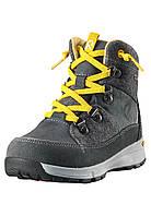 Демисезонные ботинки для мальчика ReimaТес Wander 569327 - 9950 Размеры 28-38.