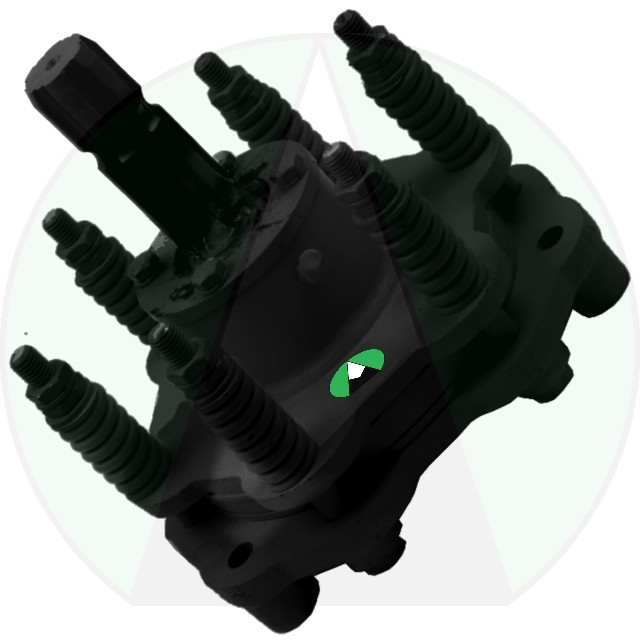 Муфта комплектная 6 шлицов ОРИГИНАЛ пресс подборщика Sipma Z-224/1   522411070000 SIPMA