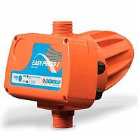 Електронний регулятор тиску з манометром Pedrollo EASY PRESS II старт 2,2 бар