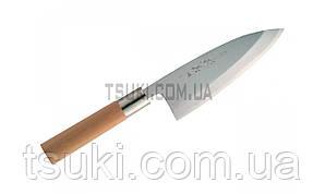 "Нож кухонный Деба, 150 мм Yaxell линейка ""Kaneyoshi"""