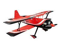 Радиоуправляемый самолёт Dynam Pitts model 12 3D Brushless 1067 мм 2.4GHz RTF Red