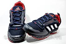 Мужские кроссовки в стиле Adidas FastMarathon 2.0, Dark Blue\Red, фото 3