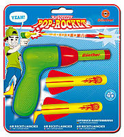 Детский пистолет ракетница Paul Guenter Pop rocket gun