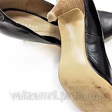 Черные туфли на каблуке George, размер 42, фото 3