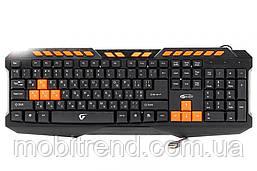 Игровая мультимедийная клавиатура gemix качество