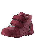 Демисезонные ботинки для девочки Reima Lotte 569332-3920. Размеры 20  - 27.