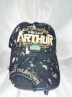 Бейсболка коттоновая ARTHUR