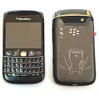 Задняя часть корпуса BlackBerry Bold 9790 Black Complete orig