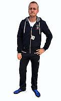 Трикотажный спортивный костюм Paul Shark с капюшоном