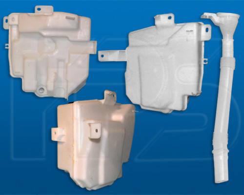 Бачок омывателя Mitsubishi ASX с патрубком 8260A276 (1 насос) 8260A276, фото 2